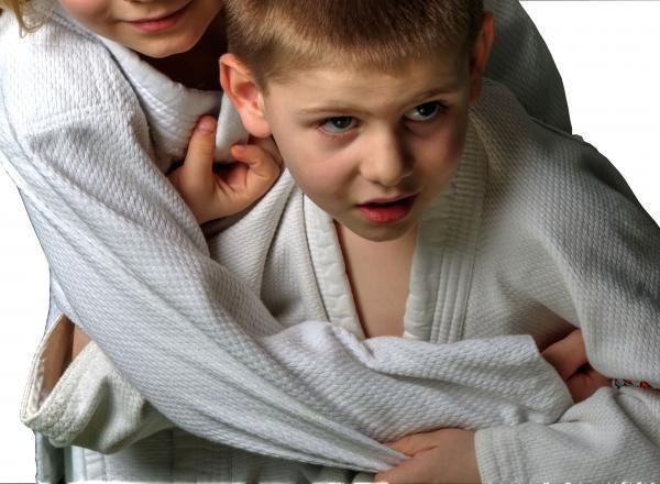 Judo začátečníci - děti