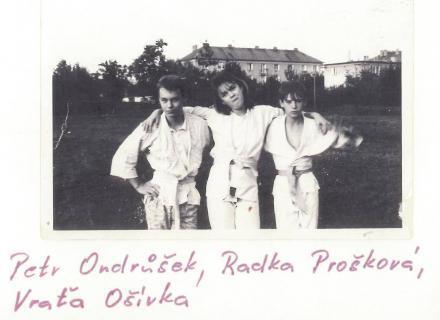 Petr Ondrůšek, Radka Prošková, Vraťa Ošívka