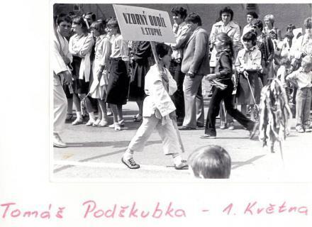 Tomáš Podškubka - 1. května