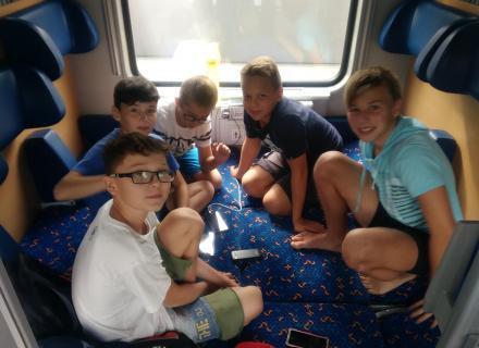 Nuda ve vlaku 2