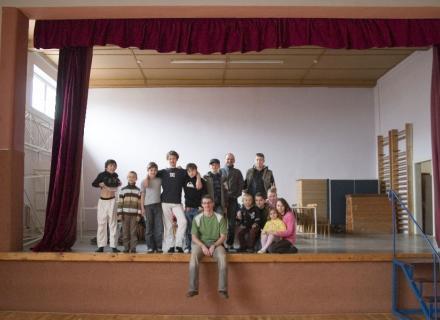 Pohár osvobození Tvrdonic 24.4.2010